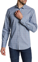 Zachary Prell Winters Long Sleeve Plaid Woven Shirt