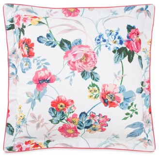Anne De Solène Madeleine Floral Cotton Pillow Sham