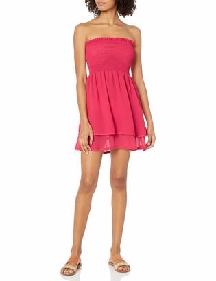 Ramy Brook Women's Milani Smocked Mini Dress