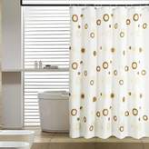 Elegant Home Fashions Abstract Shower Curtain