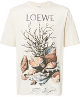 Loewe logo print T-shirt - men - Cotton - XS