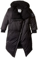 Nununu Long Down Filled Winter Coat (Infant/Toddler/Little Kids)