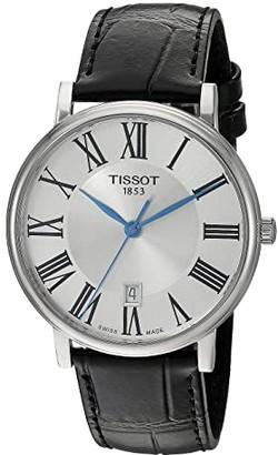 Tissot Carson Premium - T1224101603300 (Black) Watches