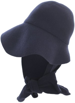Kenzo Knitted Hat-Scarf