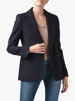 Helene For Denim Wardrobe Carinne Jacket, Navy