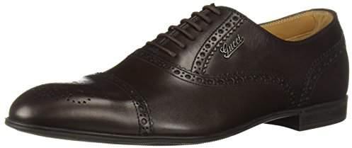 Gucci Men's Cap-Toe Oxford