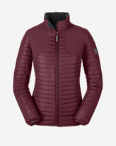 Eddie Bauer Women's MicroTherm® StormDown® Field Jacket