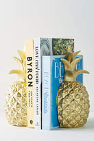 Anthropologie Pineapple Bookends