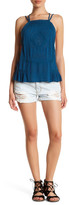 C&C California Dree Distressed Cuff Short