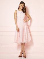 New York & Co. Eva Mendes Collection - Felicity Dress - Gingham