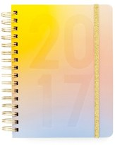 Ban.do Medium Hardcover 17-Month Agenda - Yellow