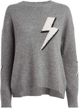 Rails Virgo Lightning Bolt Sweater