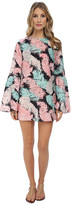 Kate Spade Harbour Island Bell Short Sleeve Cover-Up Dress