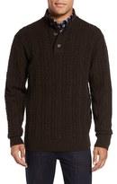 Rodd & Gunn Men's 'Leamington' Cable Knit Sweater