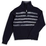 Nautica Boys 8-20 Half-Zip Knit Pullover