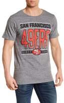 Junk Food Clothing San Francisco 49ers Touchdown Tee