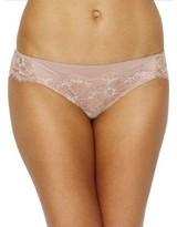 Maidenform Womens Comfort Devotion Lace Tanga Style-40159