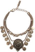 LuLu*s Play Date Silver Bracelet