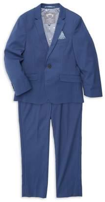 Appaman Little Boy's & Boy's Insignia 2-Piece Mod Suit