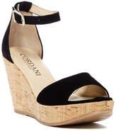 Cordani Rickie Platform Wedge Sandal