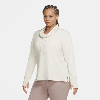 Nike Women's Jersey Top (Plus Size Yoga