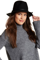 Theodora & Callum Purl Stitch Panama Hat
