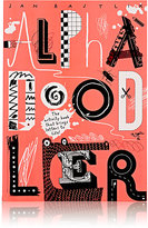 Abrams Books Alphadoodler: The Activity Book That Brings Letters To Life