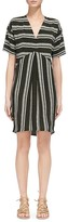 Whistles Josie Stripe Dress
