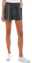 Thumbnail for your product : BeBop Juniors' Printed Soft Shorts