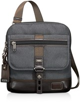 Tumi Annapolis Zip Flap Bag