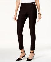 Thalia Sodi Pintucked Skinny Pants, Created for Macy's