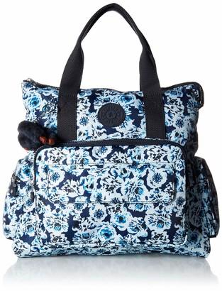 Kipling Women's Alvy 2-in-1 Convertible Tote Bag Backpack Wear 2 Ways Zip Closure