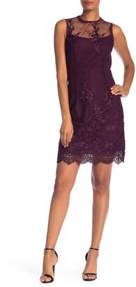 Nanette Nanette Lepore Lace Sheath Dress