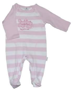 Camilla And Marc Stummer 100% Cotton Jumpsuit, Size: cm (Newborn)
