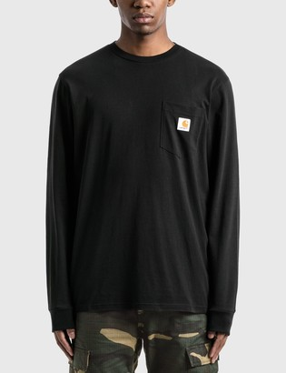Carhartt Work In Progress Pocket Long Sleeve T-Shirt