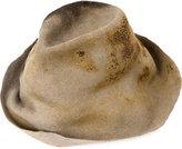 Horisaki Design & Handel burnt felt hat