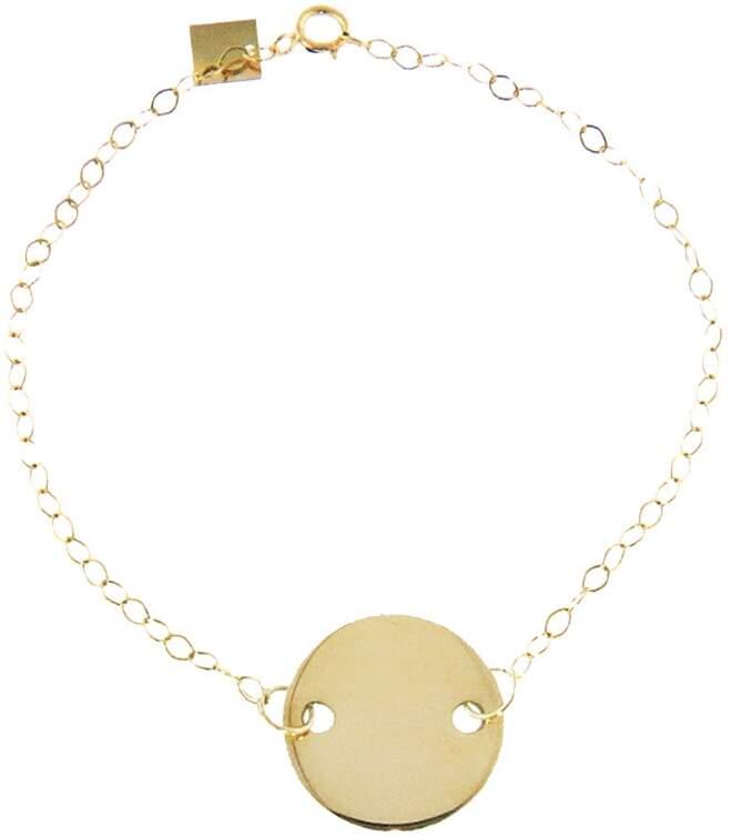 ginette_ny Mini Disc Bracelet