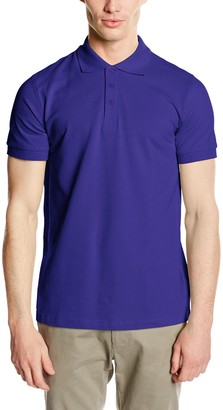 Stedman Apparel Men's Harper Plain Short Sleeve Casual Shirt