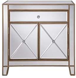 URBAN RESEARCH Elegant Decor 1 Drawer 2 Cabinet