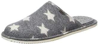 Living Kitzbühel Unisex Adults' Pantoffel Sterne Starwalk Open Back Slippers