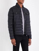 BOSS ORANGE Stand-collar shell jacket