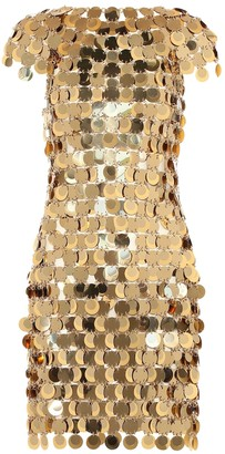 Paco Rabanne Embellished dress