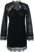 IRO embroidered dress