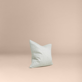 Burberry Cashmere Cushion Cover