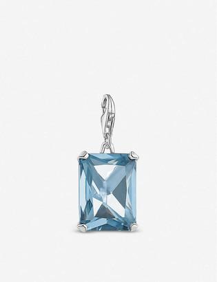 Thomas Sabo Magic Stones sterling silver charm