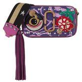 Marc Jacobs Tapestry Snapshot Cross Body Camera Bag