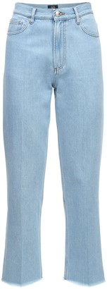 A.P.C. Rudie Cotton Denim Straight Leg Jeans