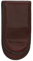 Thumbnail for your product : Bosca Old Leather Collection - Leather Covered Money Clip