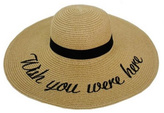 The Butik Wish You Here Hat
