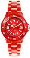Ice Watch Ice-Watch solid Unisex Analogue Quartz Watch with Plastic Bracelet – 001683